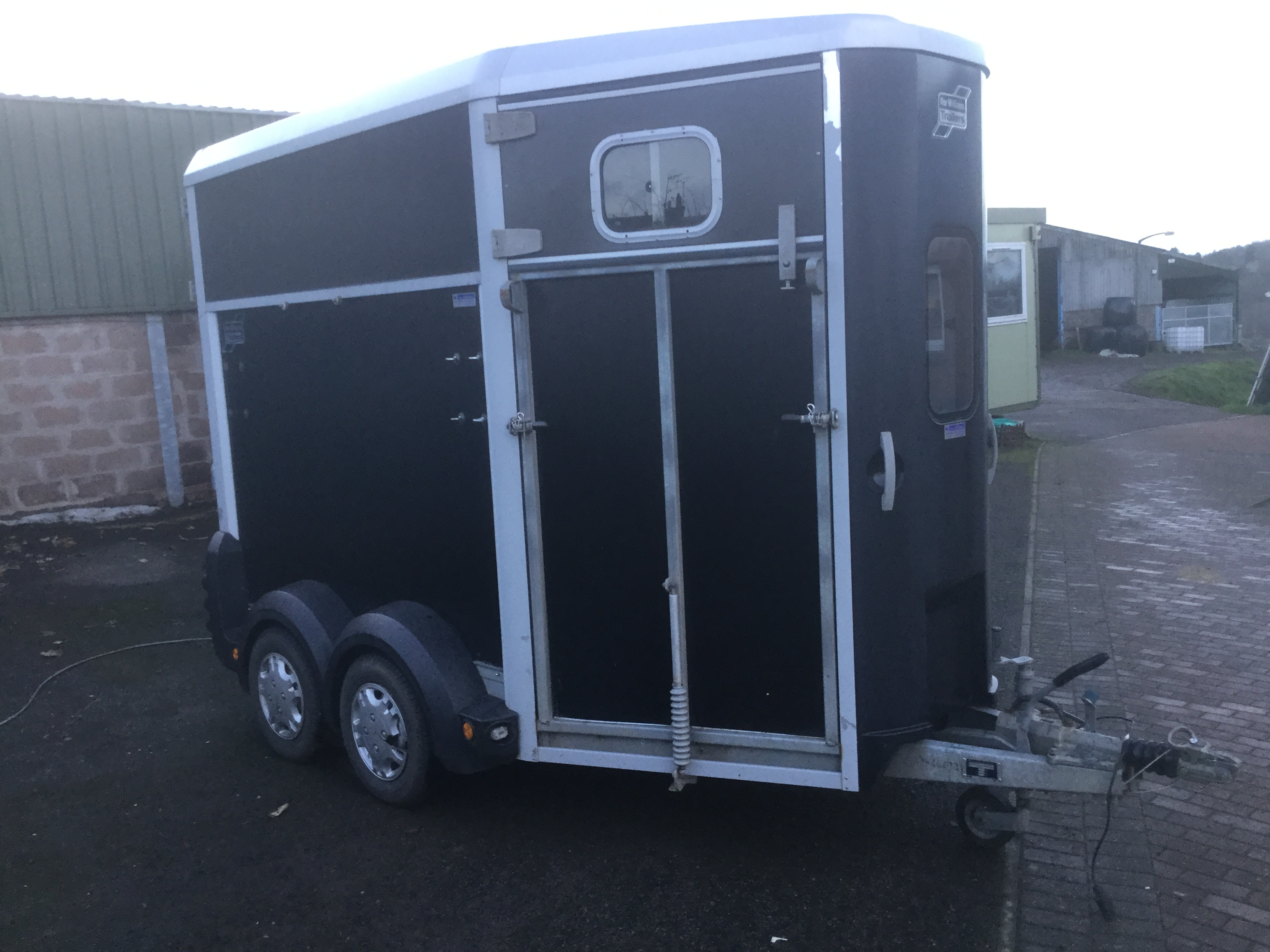 Ifor Williams 506